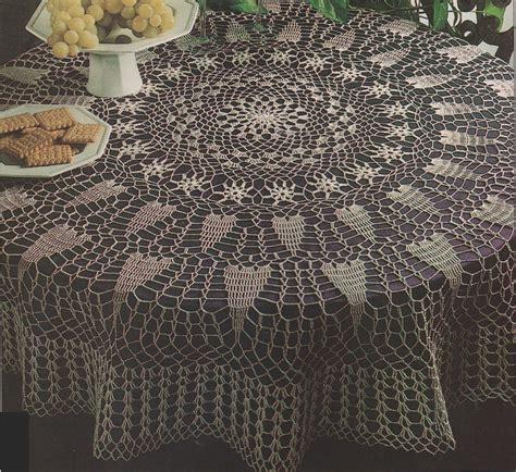 crochet nappe ronde de gu 233 ridon eclipse tutoriel gratuit le de crochet et tricot d