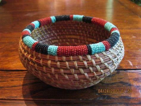 pine needle crafts for best 25 pine needle baskets ideas on pine