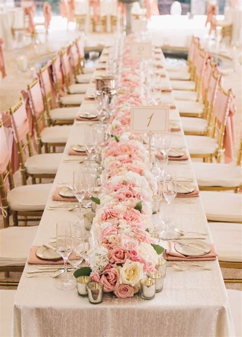 pink decorations 25 best images about pink wedding decorations on