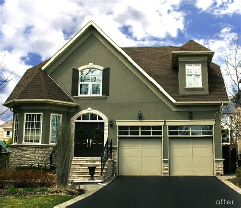 exterior house paint colors one story two tone stucco houses don t forget one of the most