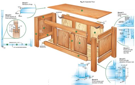 blanket chest woodworking plans aw shaker blanket chest popular woodworking magazine