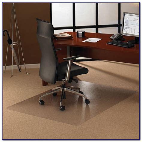 Plastic Floor Mats For Desk Chairs by Plastic Desk Chair Floor Mat Desk Home Design Ideas