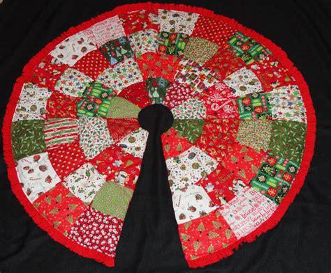 tree skirt pattern sew patterns tree skirt