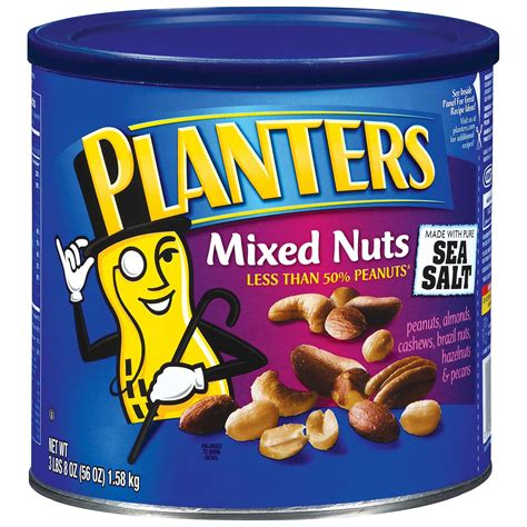 planters mixed nuts high value 1 1 planter s any mixed nuts printable coupon