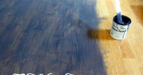 diy chalk paint on wood how to chalk paint wood laminate floor hometalk