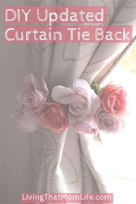 diy nursery curtains 25 best ideas about curtain ties on diy