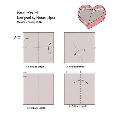 origami box diagram origami box diagram 171 embroidery origami