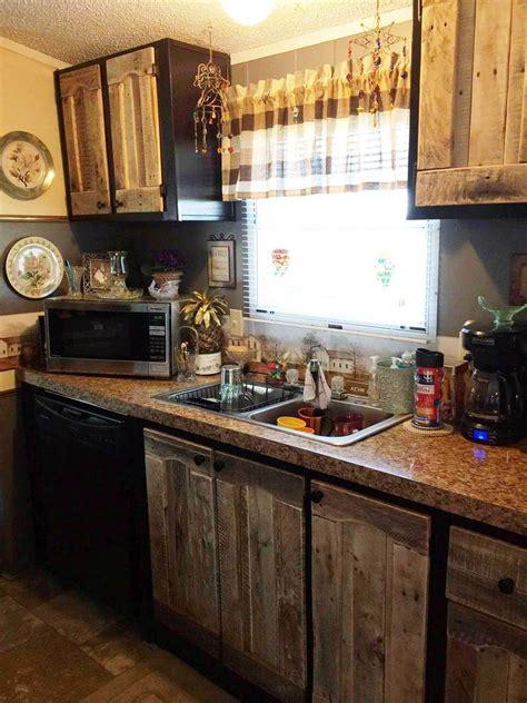diy kitchen furniture kitchen cabinets using pallets