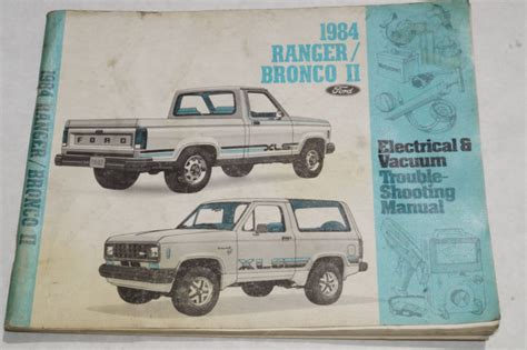 small engine repair training 1988 ford bronco ii spare parts catalogs service manual manual repair free 1984 ford bronco ii electronic valve timing 100 1984 ford