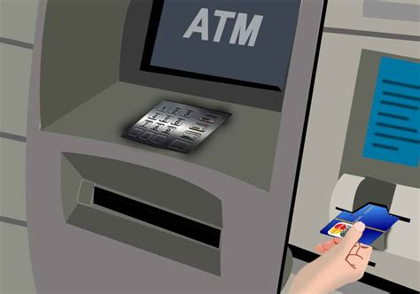 can you make a withdrawal without a debit card steps on how to use your atm card on any atm machine