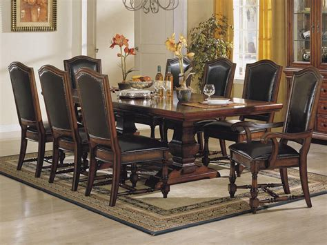 dining room end chairs best formal dining room sets ideas and reviews