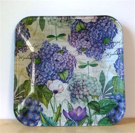 decoupage glass plate 102 best images about decoupage plate on