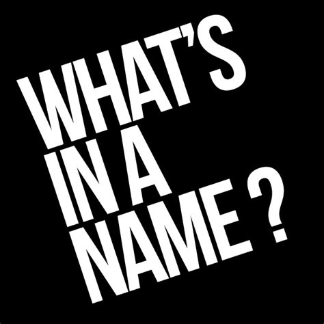 whats a what s in a popular name scripturient
