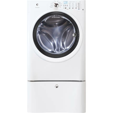 front load washer reversible door electrolux eiflw50liw 4 2 cu ft front load washer w