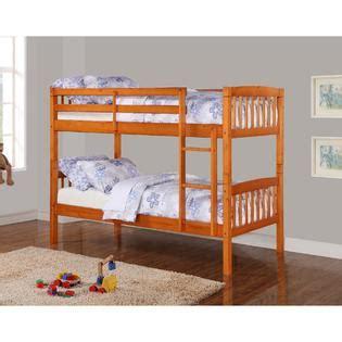 kmart bunk bed pine bunk bed buy your bunks at kmart