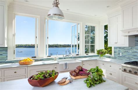 kitchen view a fresh perspective window backsplash ideas and the