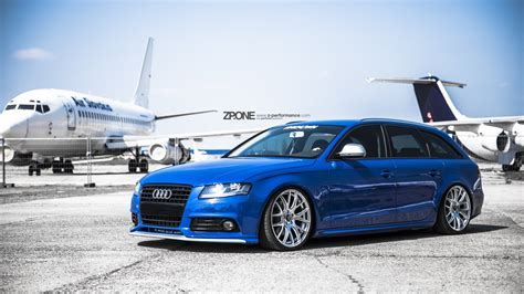 Tuning Car Wallpaper by Car Airplanes Tuning Audi A4 Avant Wallpaper 3840x2160