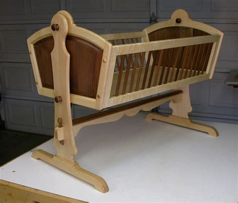 Pdf Plans Wooden Baby Cradle Plans Drafting Table