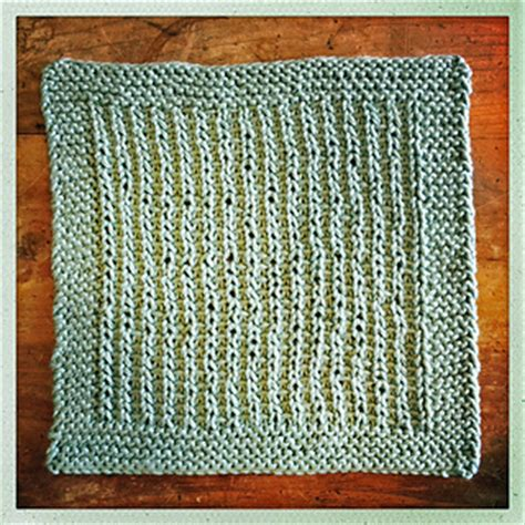 darn knit anyway ravelry cotton washcloths pattern by stipe