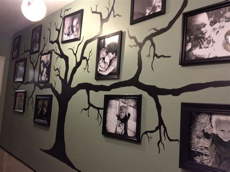 trees that hang on the wall entergently our family tree wall