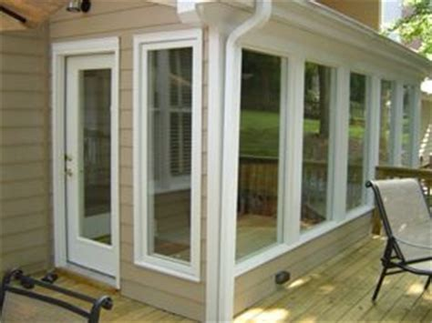 Building Screened Porch by Small Sunroom Home Pinterest