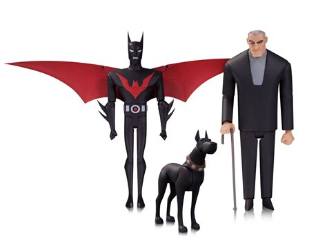 animated toys new dc collectibles batman animated figures revealed the