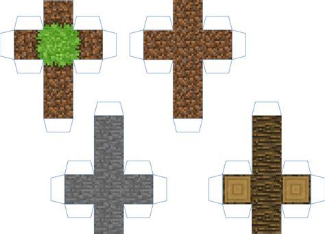 mine craft paper pin paper minecraft blocks on