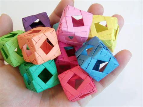 modular cube origami origami