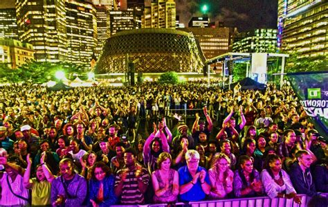 festival toronto jazz and a light parade brighten the weekend but plan