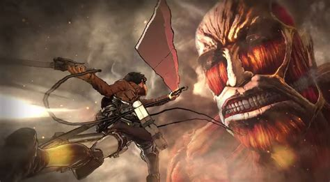 The Attack On Titan Wings Of Freedom Pictures