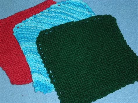 easy knitting dishcloth patterns for beginners knitted dishcloths patterns patterns gallery