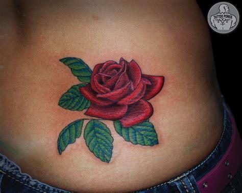 pz c rosa tattoo