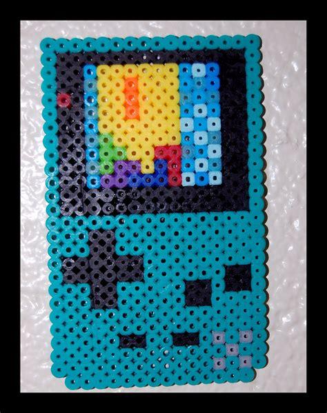 perler gameboy gameboy color perler by maypoman on deviantart