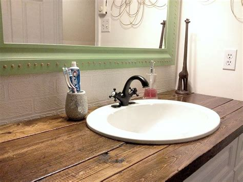 cheap bathroom vanity ideas best 25 bathroom vanity tops ideas on