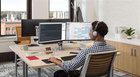 best desks for best desk chairs for programmers office designs
