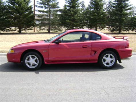 1997 Ford Mustang Gt by 1997 Ford Mustang Gt 139813 At Alpine Motors