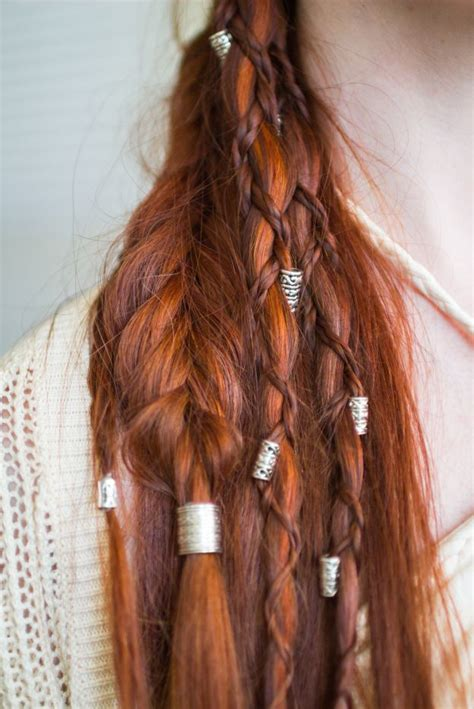 braiding hairstyles with 428 best viking celtic elven braided hair