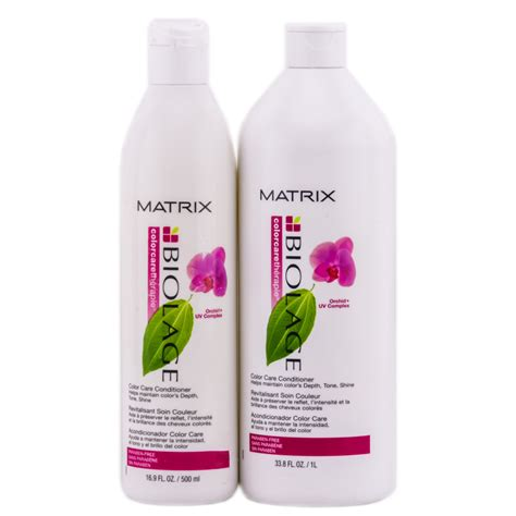 best shoo for color treated hair 2015 low ph conditioner for color treated hair matrix biolage
