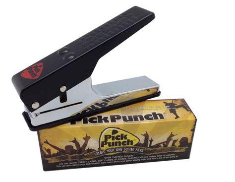 make guitar picks from credit cards guitar punch make guitar picks from credit cards