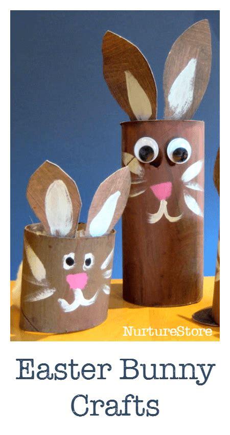 toilet paper easter bunny craft easter bunny craft nurturestore