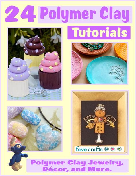 how to use polymer clay to make jewelry quot 24 polymer clay tutorials polymer clay jewelry decor