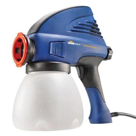 home depot medium duty paint sprayer homeright titanium series medium duty airless paint