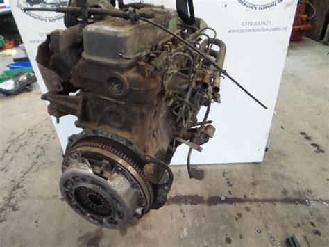 Daihatsu Rocky Engine by Used Daihatsu Rocky Fourtrak Hardtop 2 8 Td Intercooler