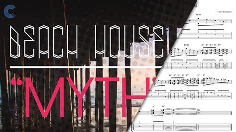 piano myth house sheet chords vocals