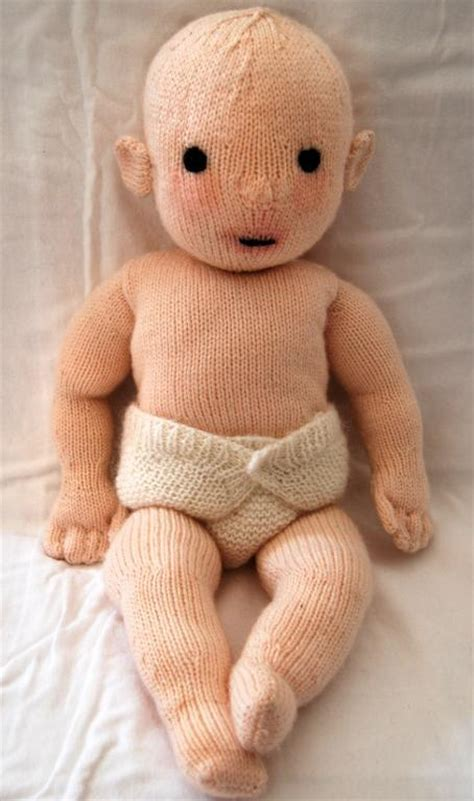 knitted doll patterns constance baby doll by theatreofyarns craftsy