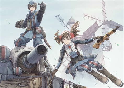 Valkyria Chronicles Remastered Headed To Europe This