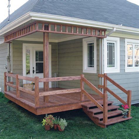comment realiser une terrasse en bois 9 fabriquer escalier et garde corps pour le patio en