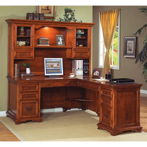 l shaped home office desk with hutch furniture amazing brown l shaped desk design l shaped