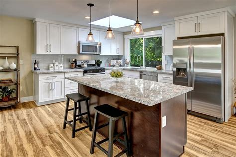 l shaped kitchens with island 57 luxury kitchen island designs pictures designing idea