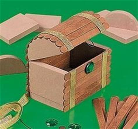 treasure chest craft for 1000 ideas about treasure chest craft on